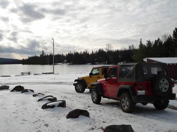 Dec 08 Winter Camping