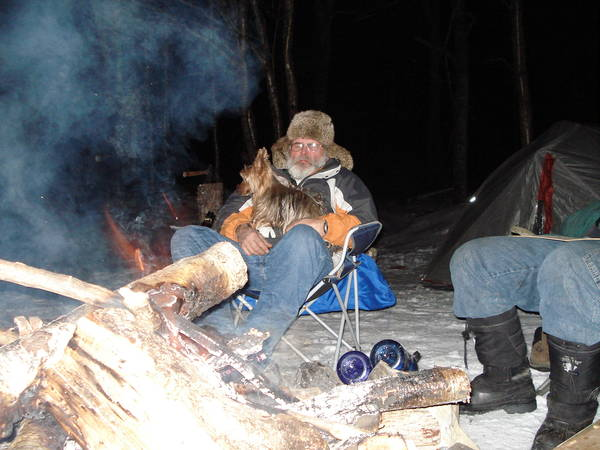 Dec 08 Winter Camping