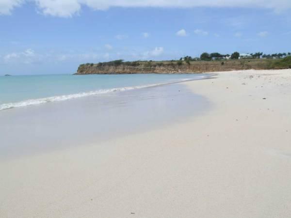 Fort James Beach Antigua